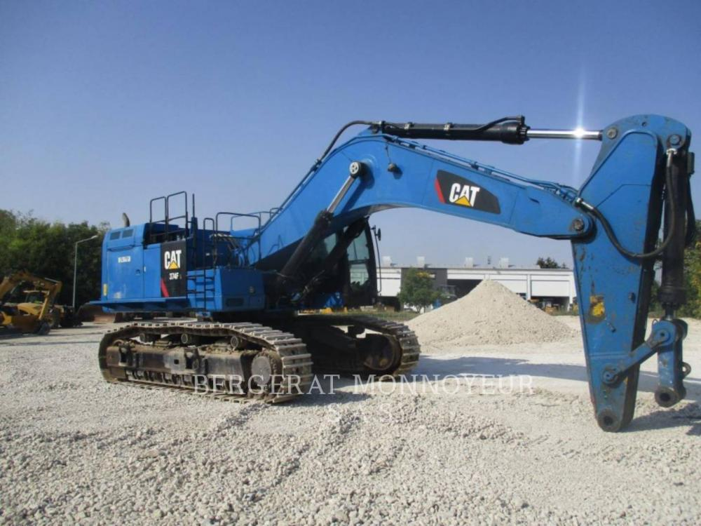 Detail photo of 2017 Caterpillar 374F from Construction Equipment Guide