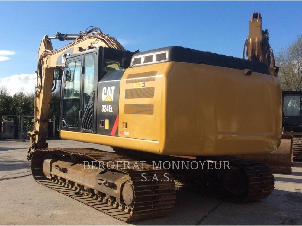 Detail photo of 2015 Caterpillar 324EL from Construction Equipment Guide