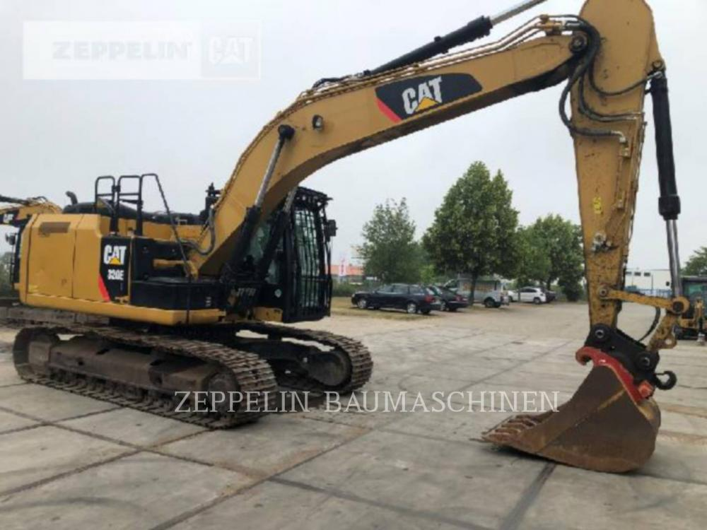 Detail photo of 2015 Caterpillar 320EL from Construction Equipment Guide