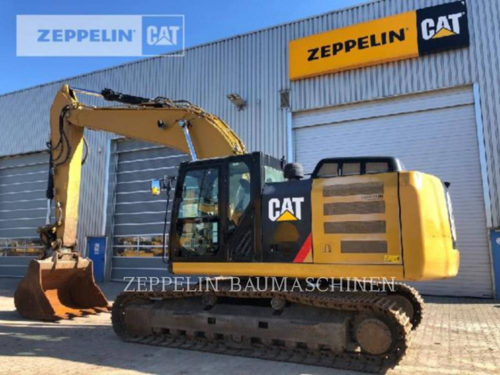 Detail photo of 2015 Caterpillar 329E from Construction Equipment Guide