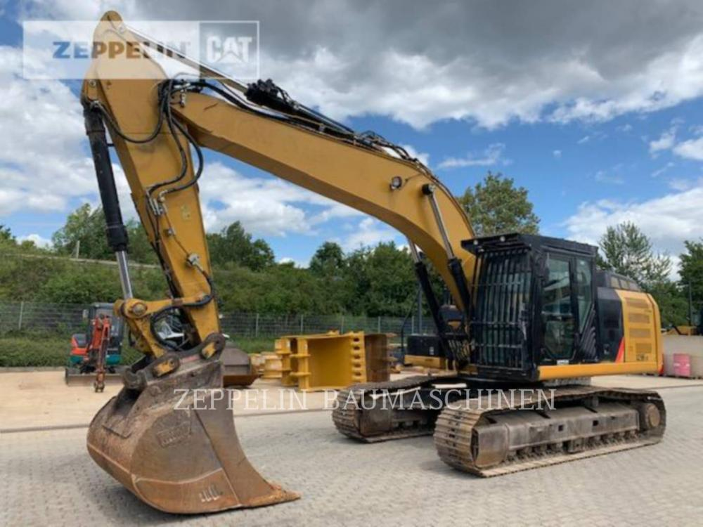 Detail photo of 2014 Caterpillar 329E from Construction Equipment Guide