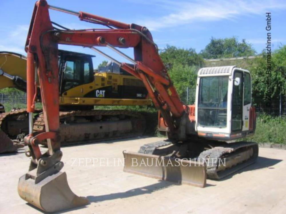 Detail photo of 2005 Kubota KX251 from Construction Equipment Guide