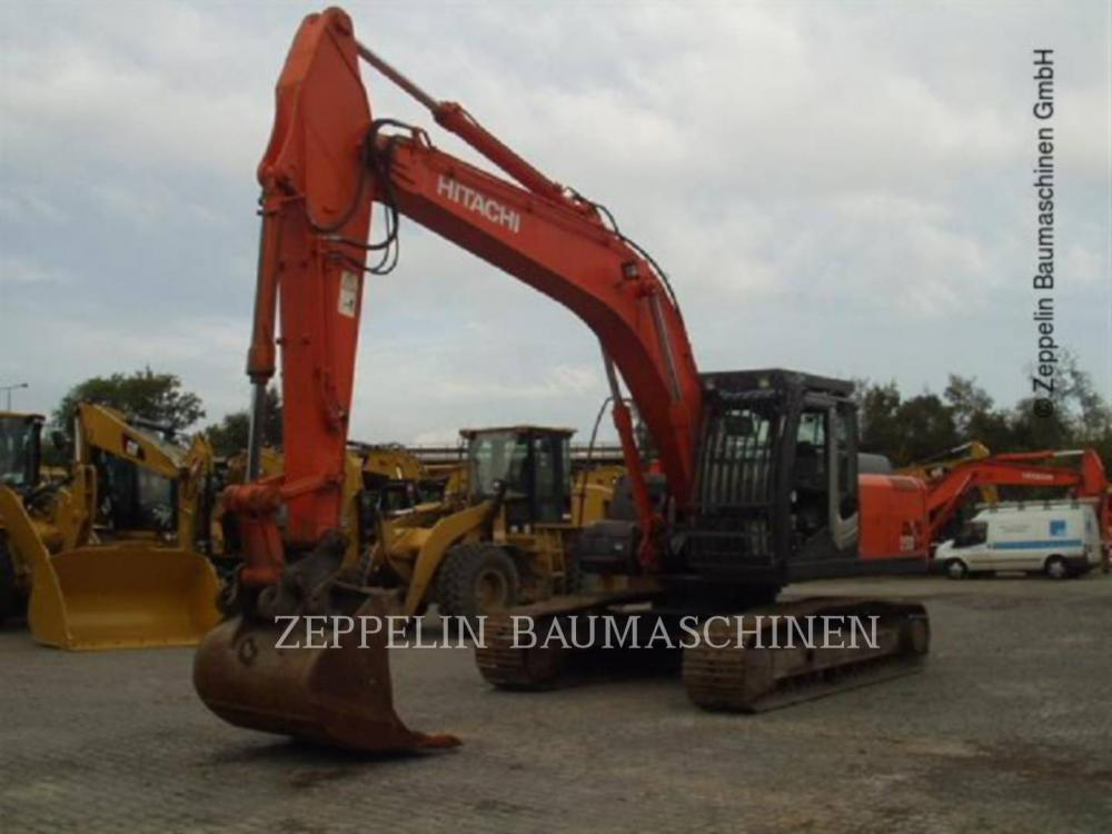 Detail photo of 2008 Hitachi ZX250LCN-3 from Construction Equipment Guide