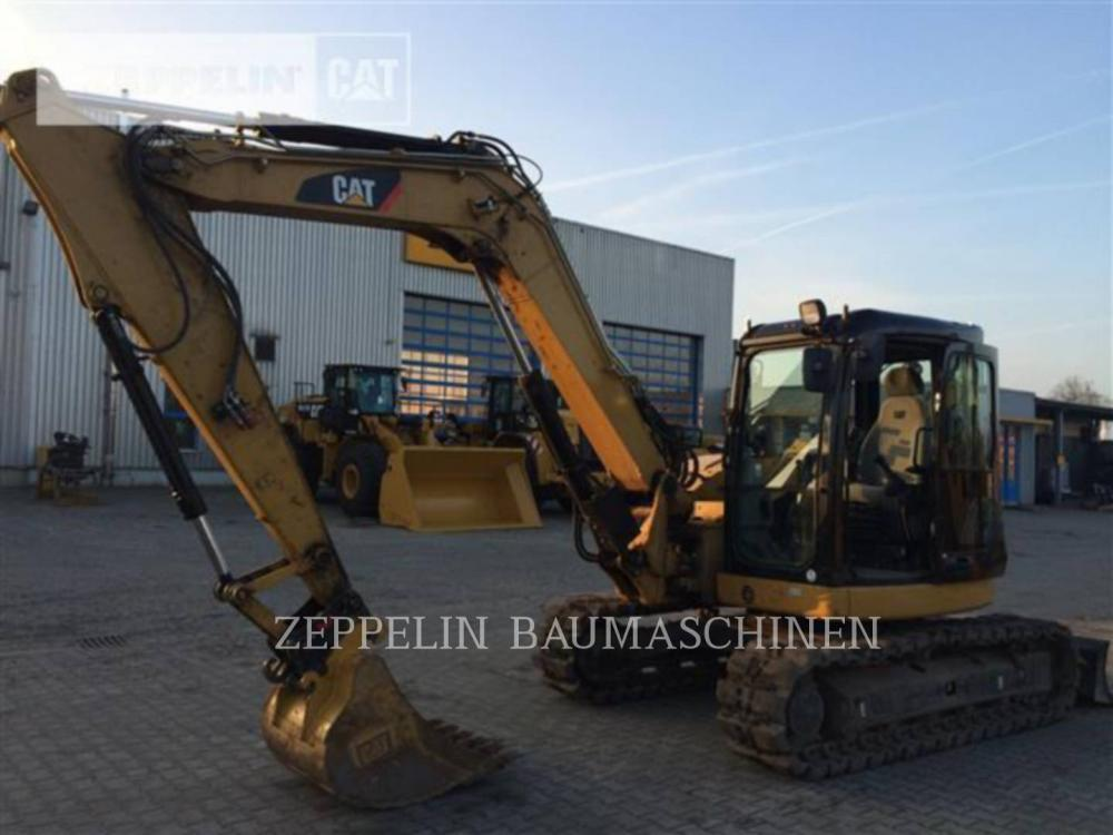 Detail photo of 2010 Caterpillar 308D CR SB from Construction Equipment Guide