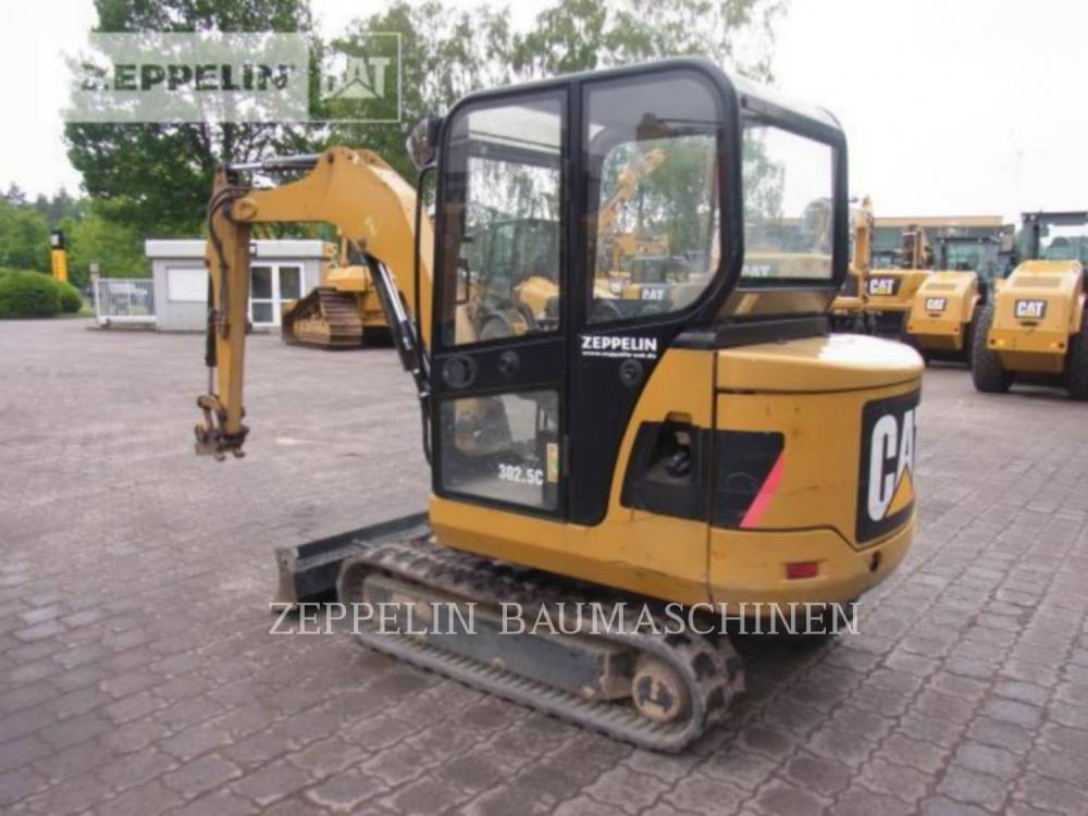 Detail photo of 2011 Caterpillar 302.5C from Construction Equipment Guide