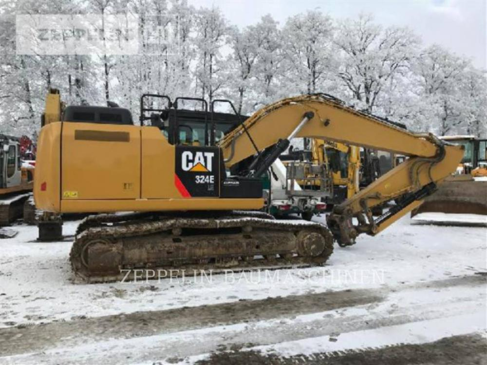 Detail photo of 2014 Caterpillar 324ELN from Construction Equipment Guide