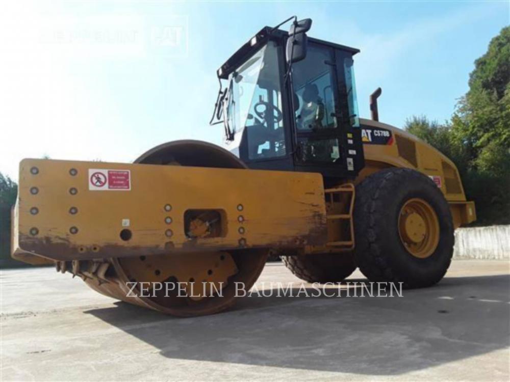 Detail photo of 2015 Caterpillar CS78B from Construction Equipment Guide