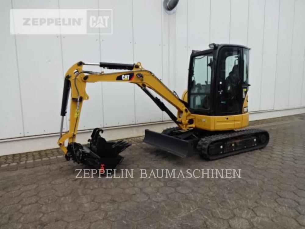 Detail photo of 2016 Caterpillar 303.5E from Construction Equipment Guide