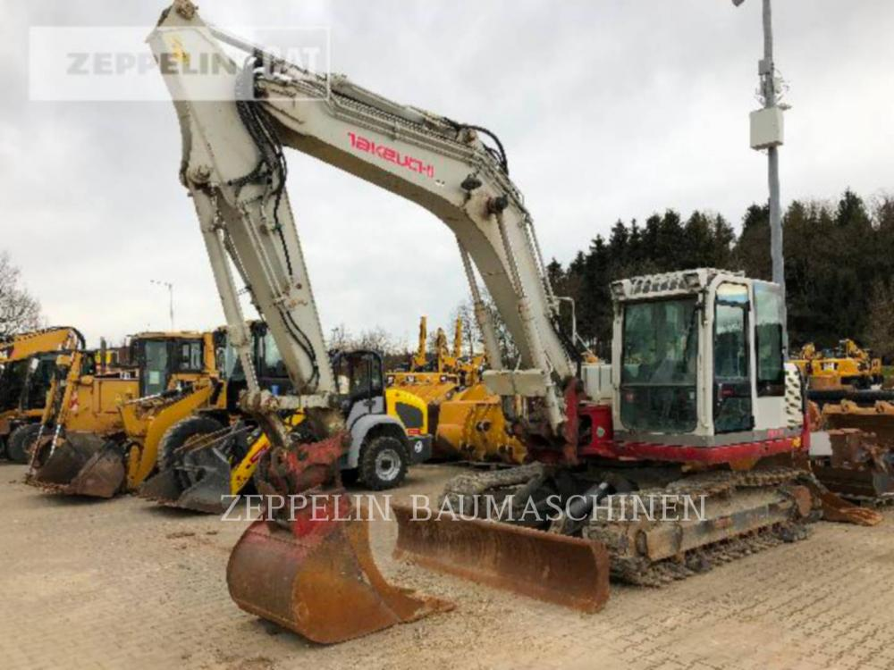 Detail photo of 2009 Takeuchi TB1140 from Construction Equipment Guide