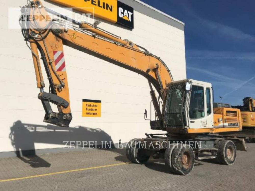 Detail photo of 2005 Liebherr A924 from Construction Equipment Guide