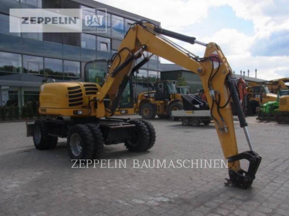 Detail photo of 2012 Schaeff TW110 from Construction Equipment Guide