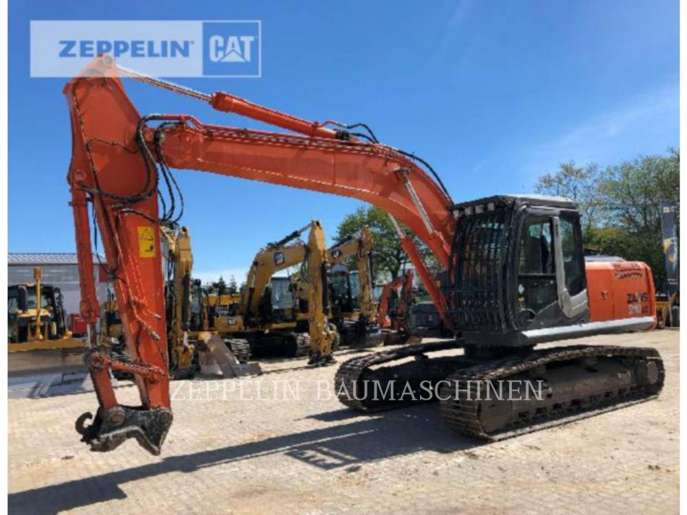 Detail photo of 2012 Hitachi ZX210LC from Construction Equipment Guide