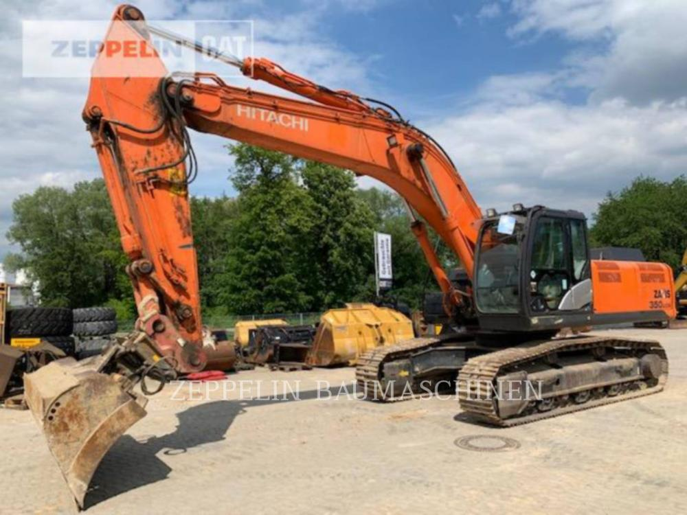 Detail photo of 2013 Hitachi ZX350LCN-5 from Construction Equipment Guide