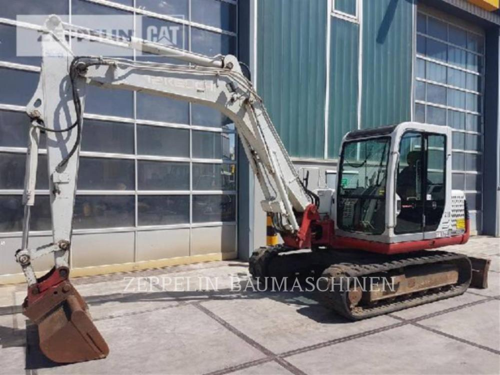 Detail photo of 2003 Takeuchi TB175 from Construction Equipment Guide