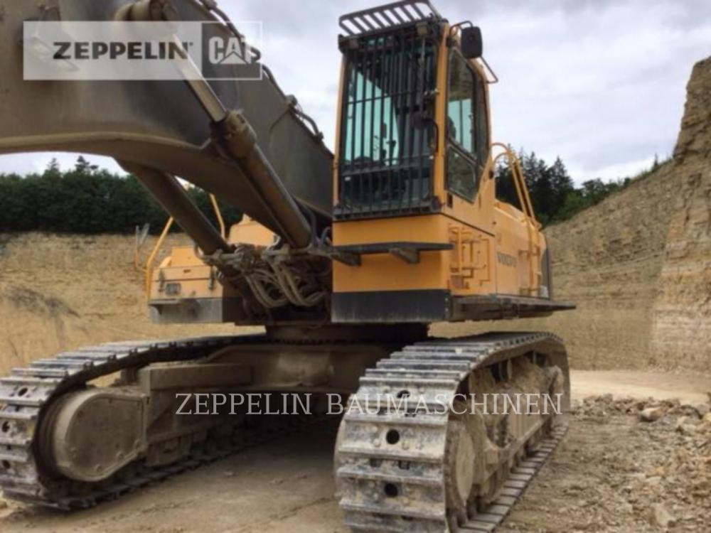 Detail photo of 2007 Volvo EC700BLC from Construction Equipment Guide