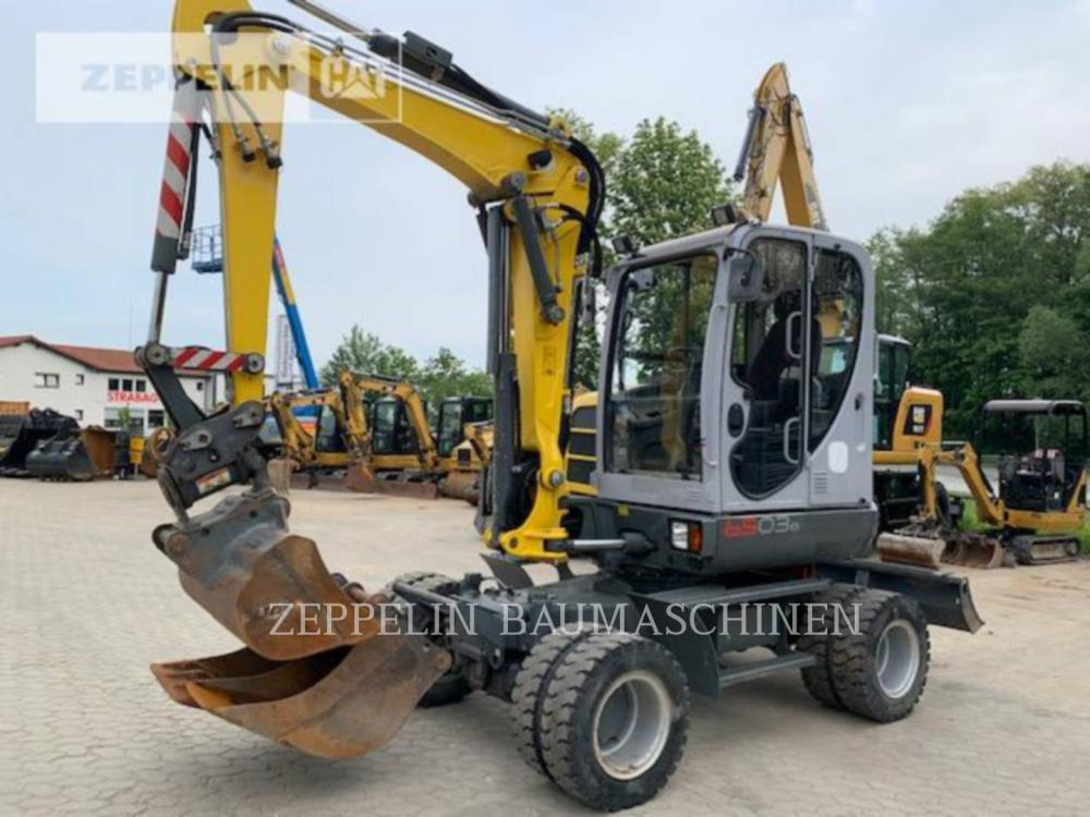 Detail photo of 2014 Wacker Neuson 6503 from Construction Equipment Guide