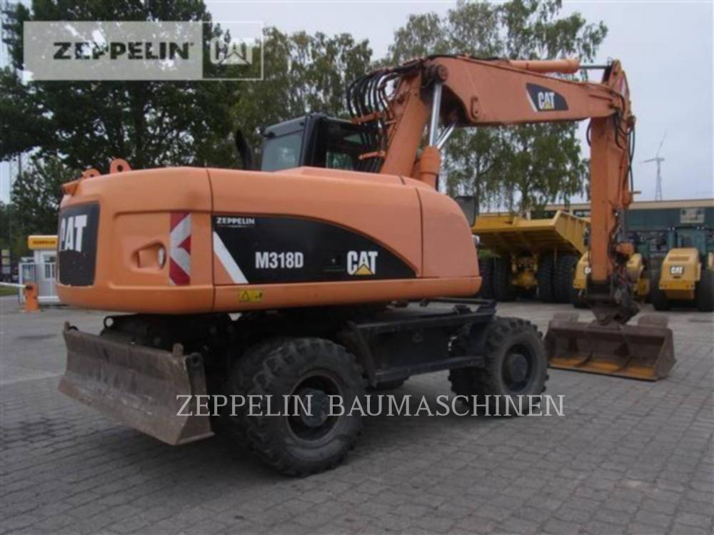 Detail photo of 2011 Caterpillar M318D from Construction Equipment Guide
