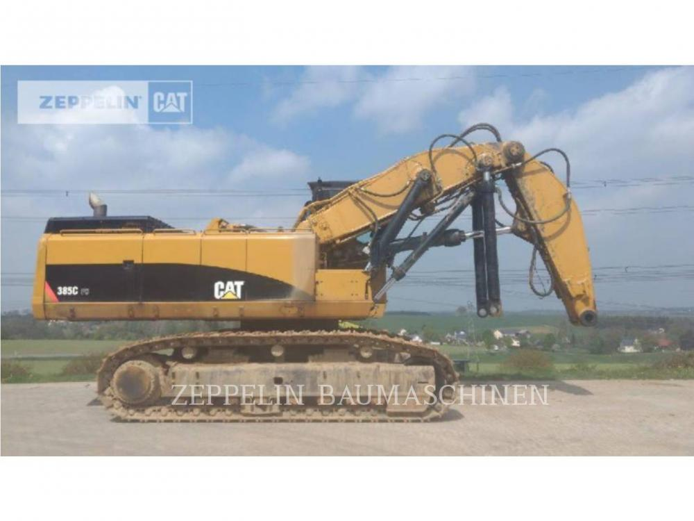 Detail photo of 2008 Caterpillar 385C from Construction Equipment Guide