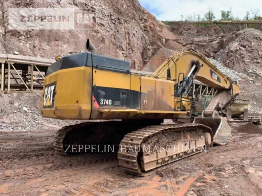 Detail photo of 2010 Caterpillar 374DL from Construction Equipment Guide