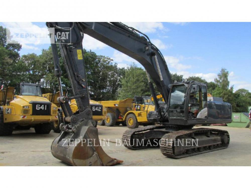 Detail photo of 2015 Hitachi ZX350LCN-5 from Construction Equipment Guide