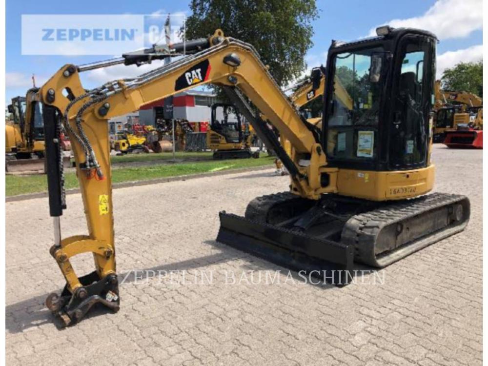 Detail photo of 2014 Caterpillar 305ECR from Construction Equipment Guide
