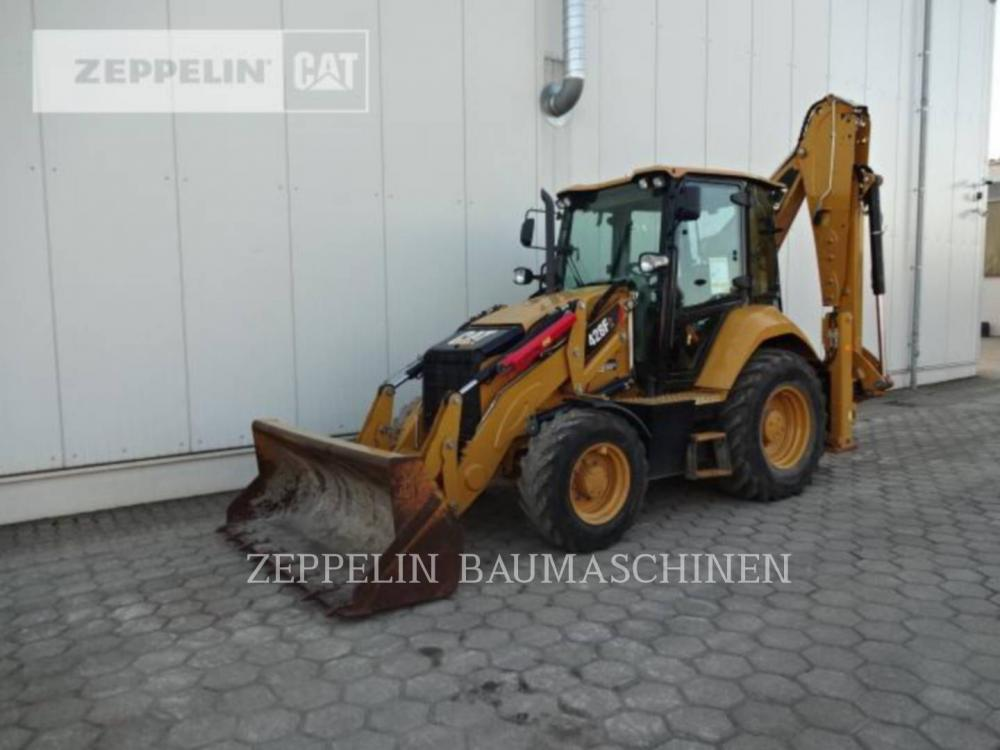 Detail photo of 2017 Caterpillar 428F from Construction Equipment Guide