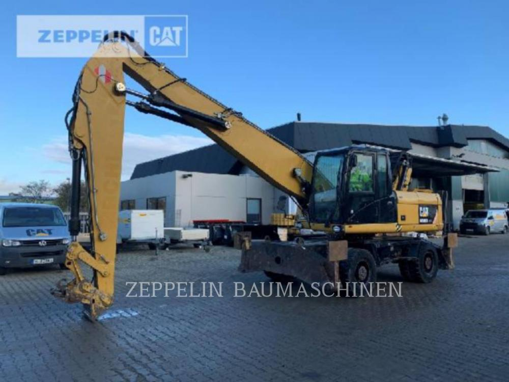Detail photo of 2012 Caterpillar M318 MH from Construction Equipment Guide