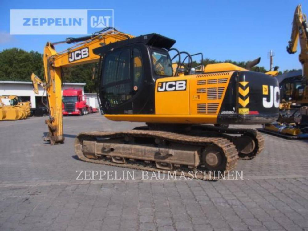 Detail photo of 2014 JCB JS220LC from Construction Equipment Guide