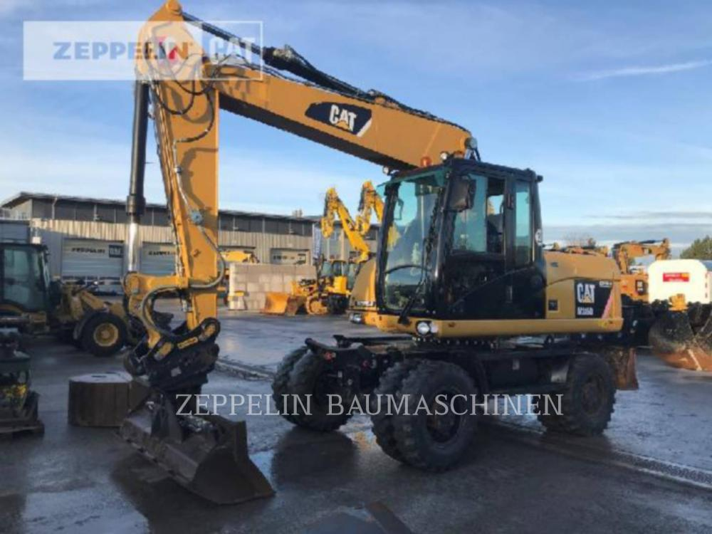 Detail photo of 2011 Caterpillar M316D from Construction Equipment Guide