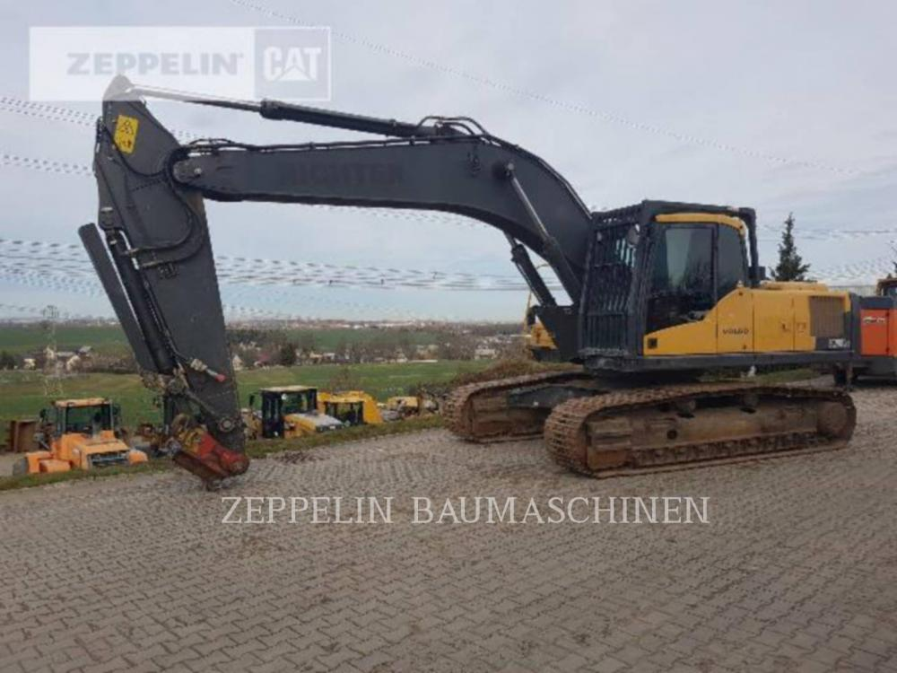 Detail photo of 2011 Volvo EC290 from Construction Equipment Guide