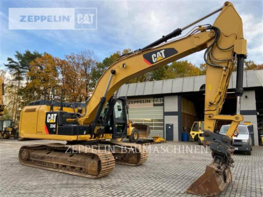 Detail photo of 2012 Caterpillar 324ELN from Construction Equipment Guide
