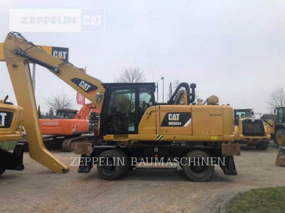 Detail photo of 2015 Caterpillar MH3024 from Construction Equipment Guide