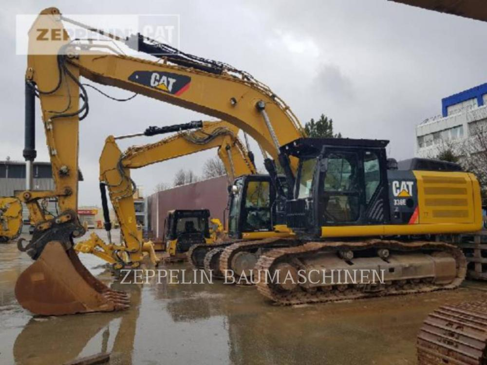 Detail photo of 2014 Caterpillar 336ELN from Construction Equipment Guide