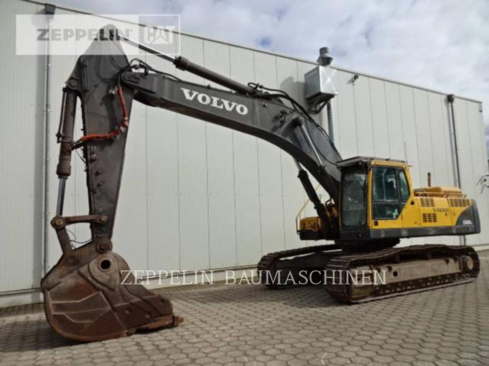 Detail photo of 2007 Volvo EC460 from Construction Equipment Guide