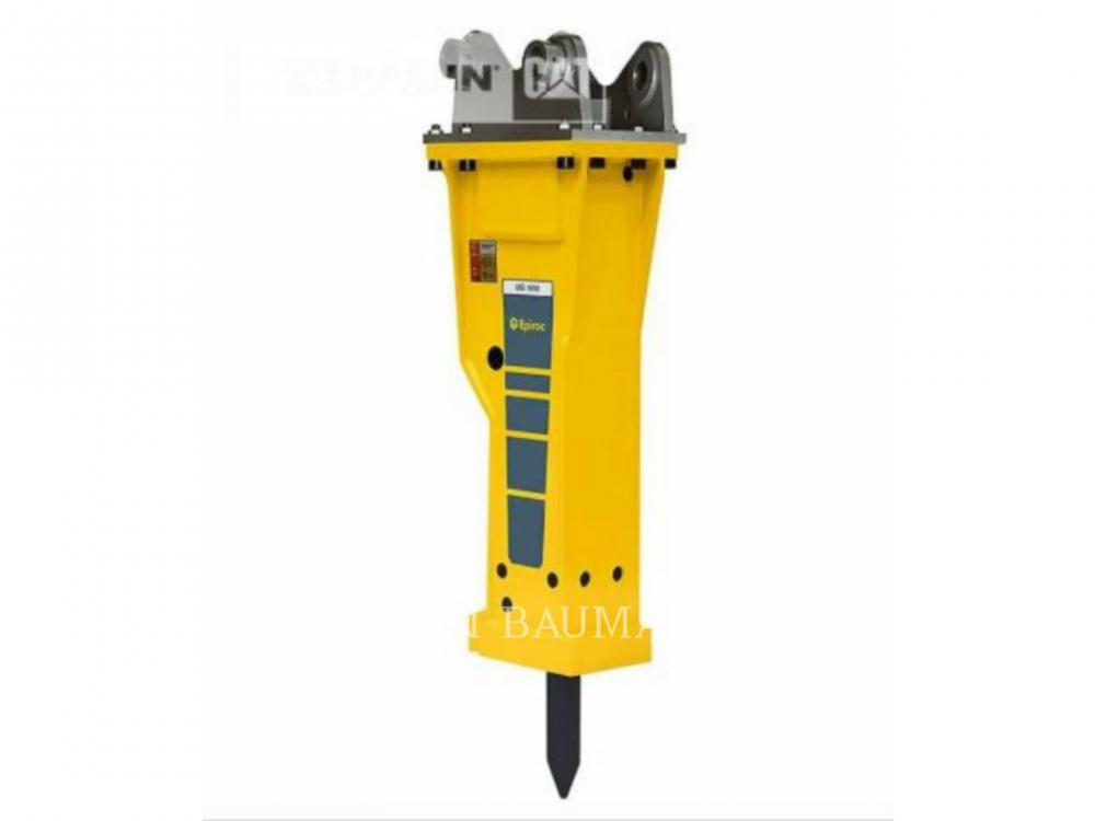 Detail photo of 2019 Atlas Copco MB1650 HYDR. HAMMER from Construction Equipment Guide