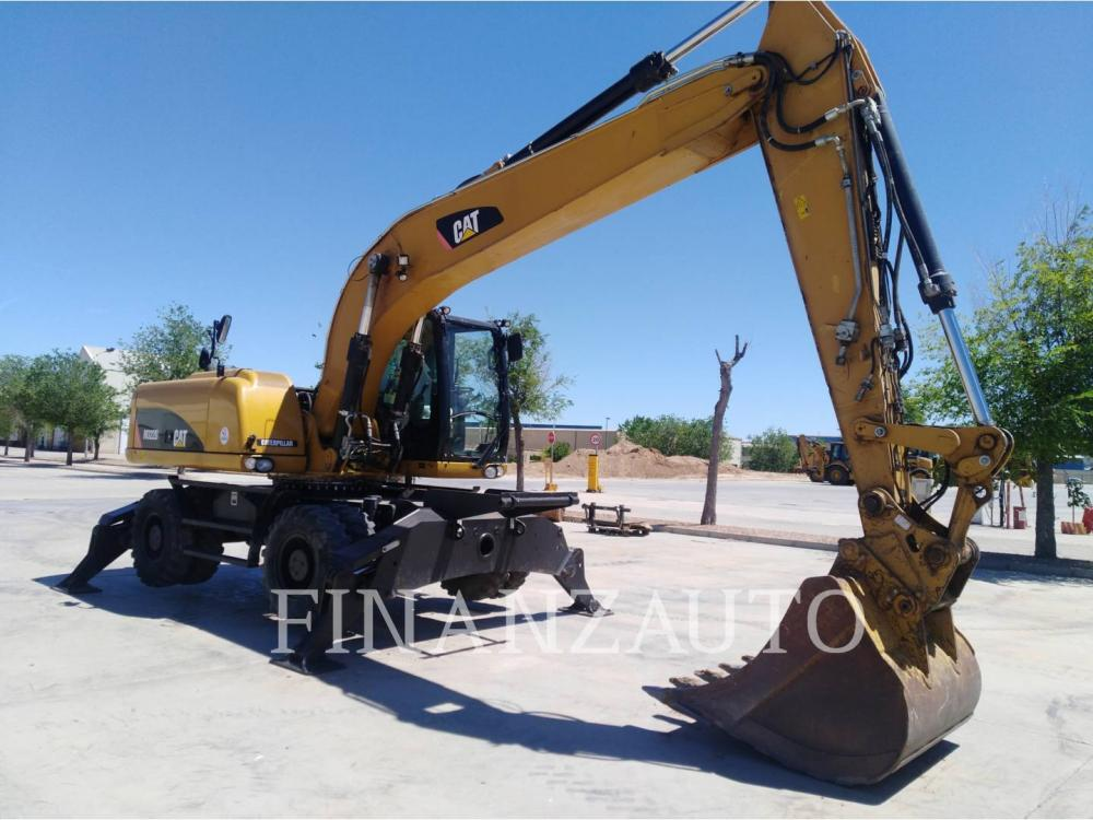Detail photo of 2014 Caterpillar M322D from Construction Equipment Guide
