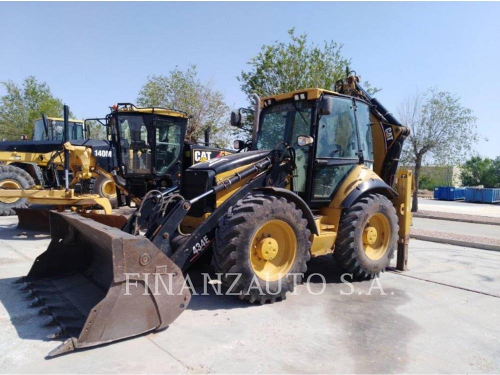 Detail photo of 2006 Caterpillar 434EX from Construction Equipment Guide