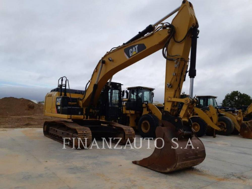Detail photo of 2012 Caterpillar 329E from Construction Equipment Guide