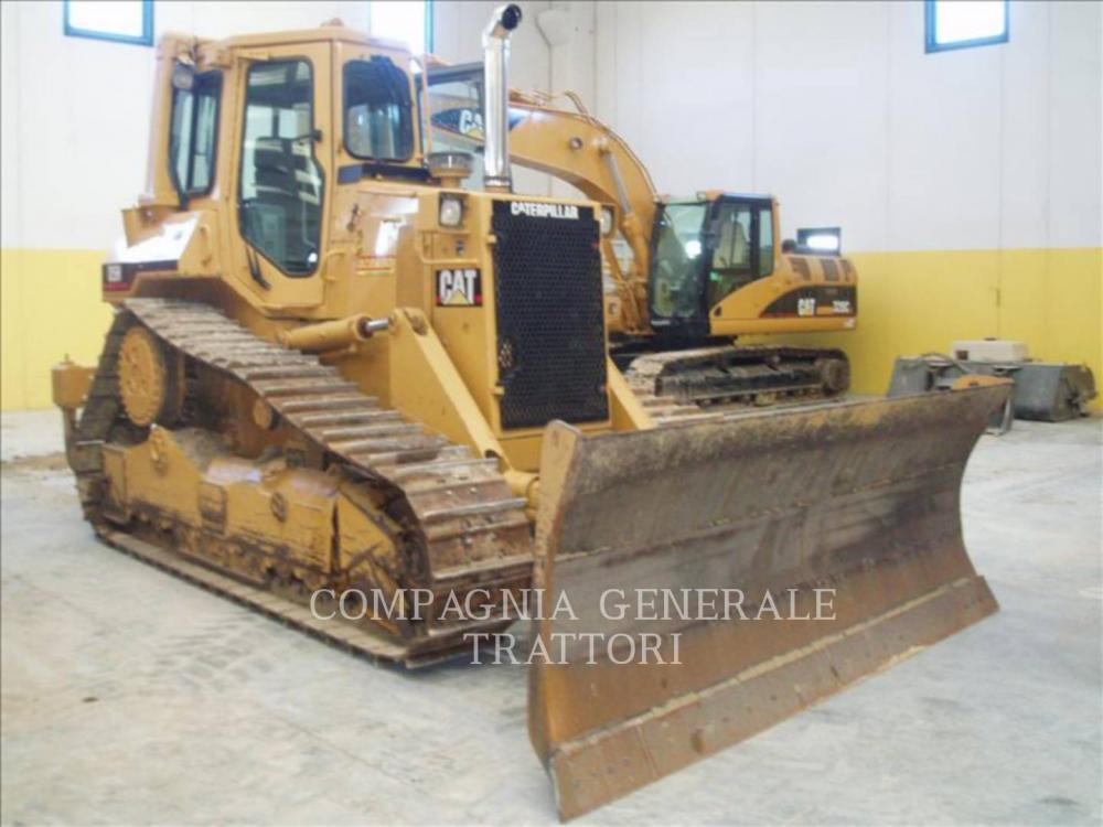 Detail photo of 1992 Caterpillar D5H from Construction Equipment Guide