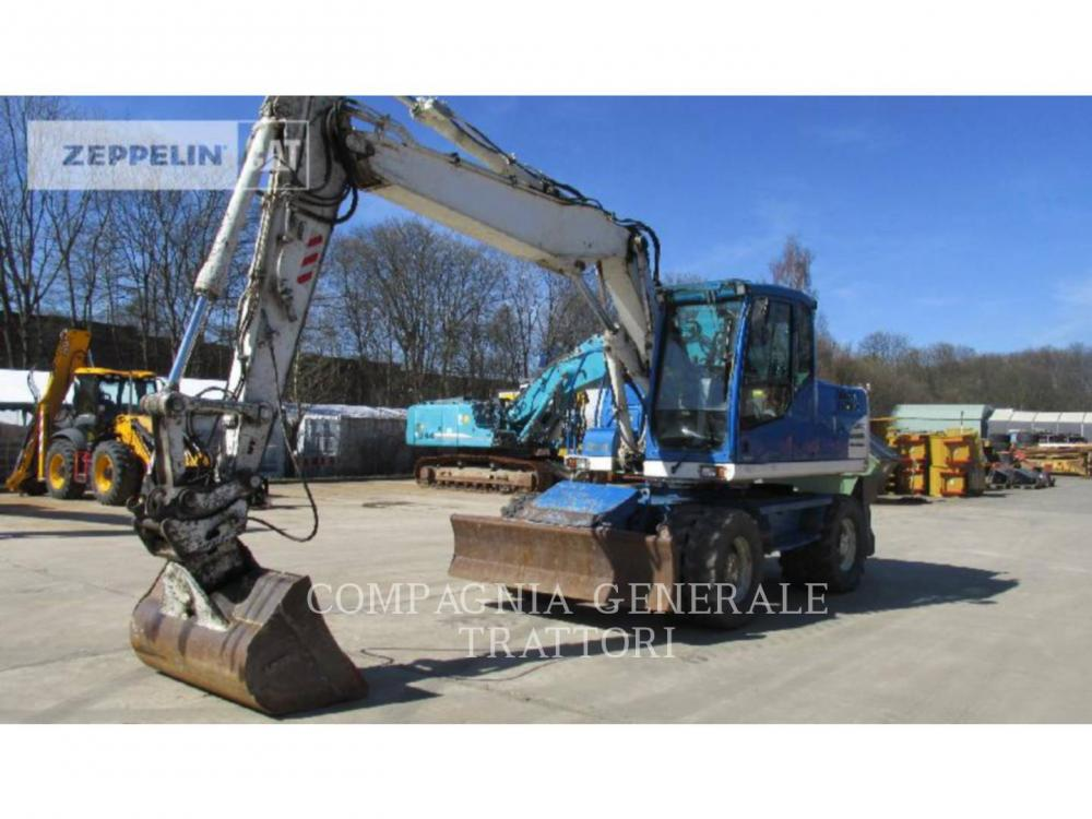 Detail photo of 2009 Volvo EC235 from Construction Equipment Guide