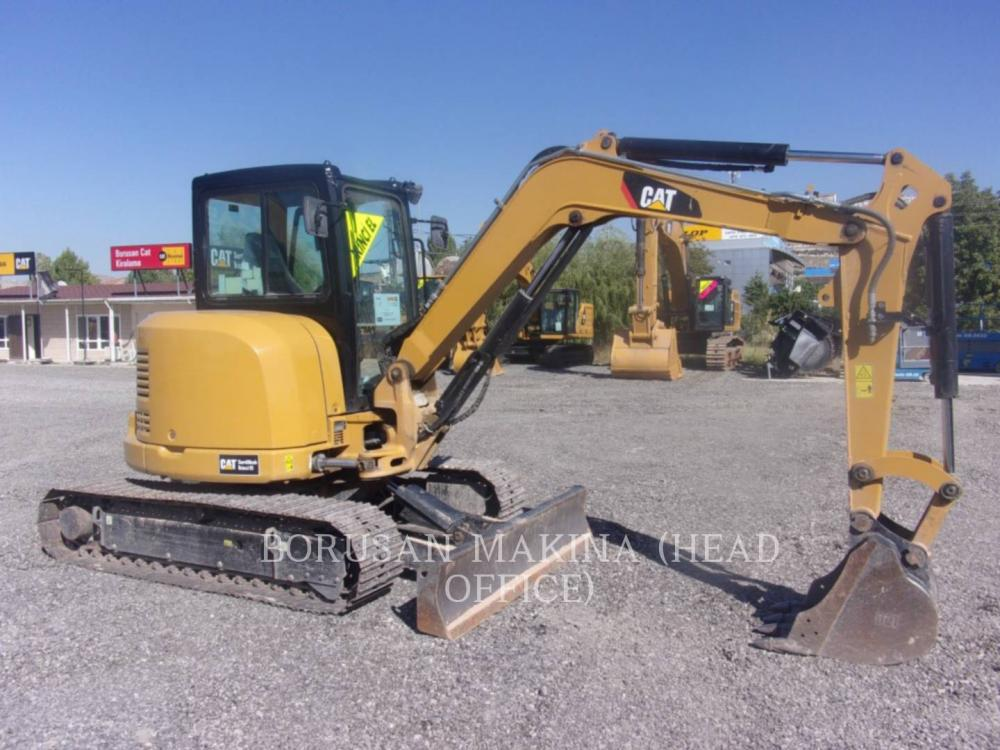 Detail photo of 2016 Caterpillar 305E2 CR from Construction Equipment Guide