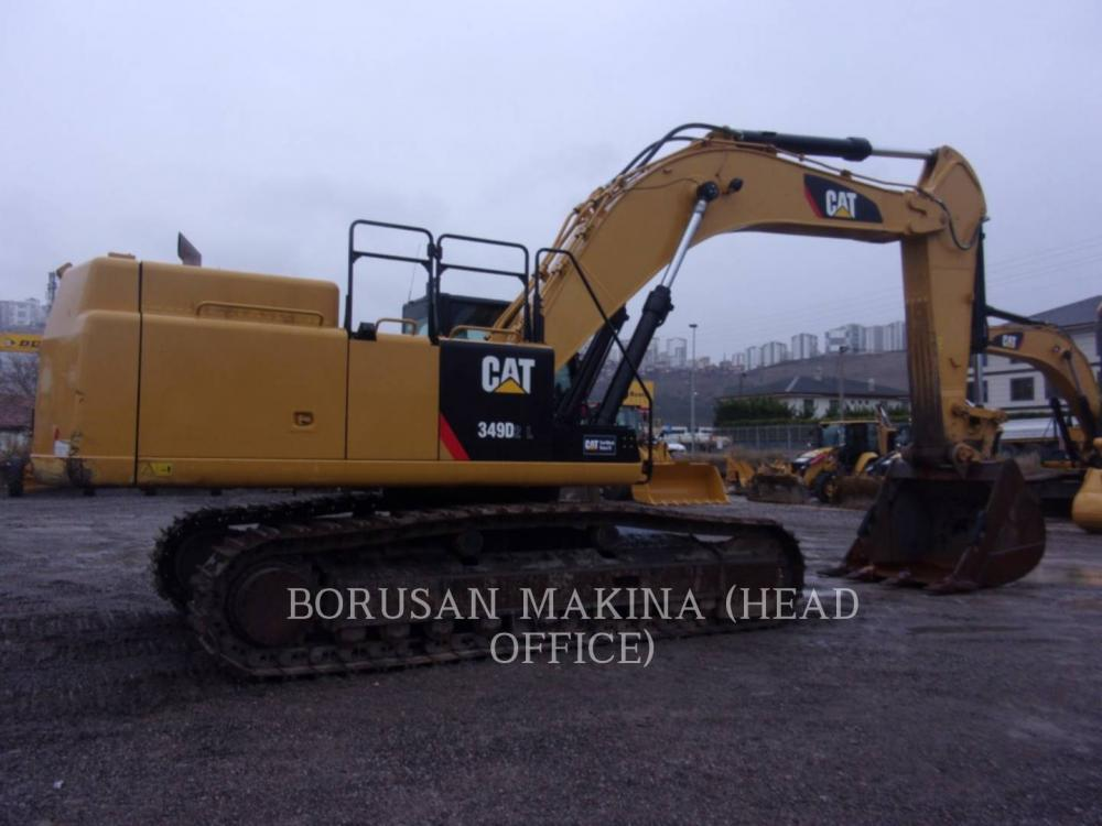 Detail photo of 2017 Caterpillar 349D2L from Construction Equipment Guide