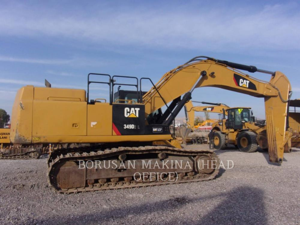 Detail photo of 2018 Caterpillar 349D2L from Construction Equipment Guide