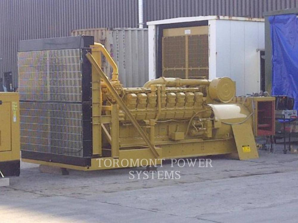 Detail photo of 1986 Caterpillar 3516, 1400KW 4160 VOLTS from Construction Equipment Guide