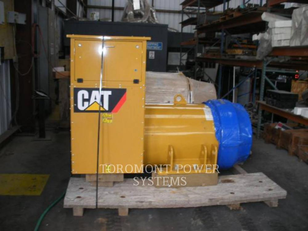Detail photo of 2010 Caterpillar SR5 910KW 600 V from Construction Equipment Guide