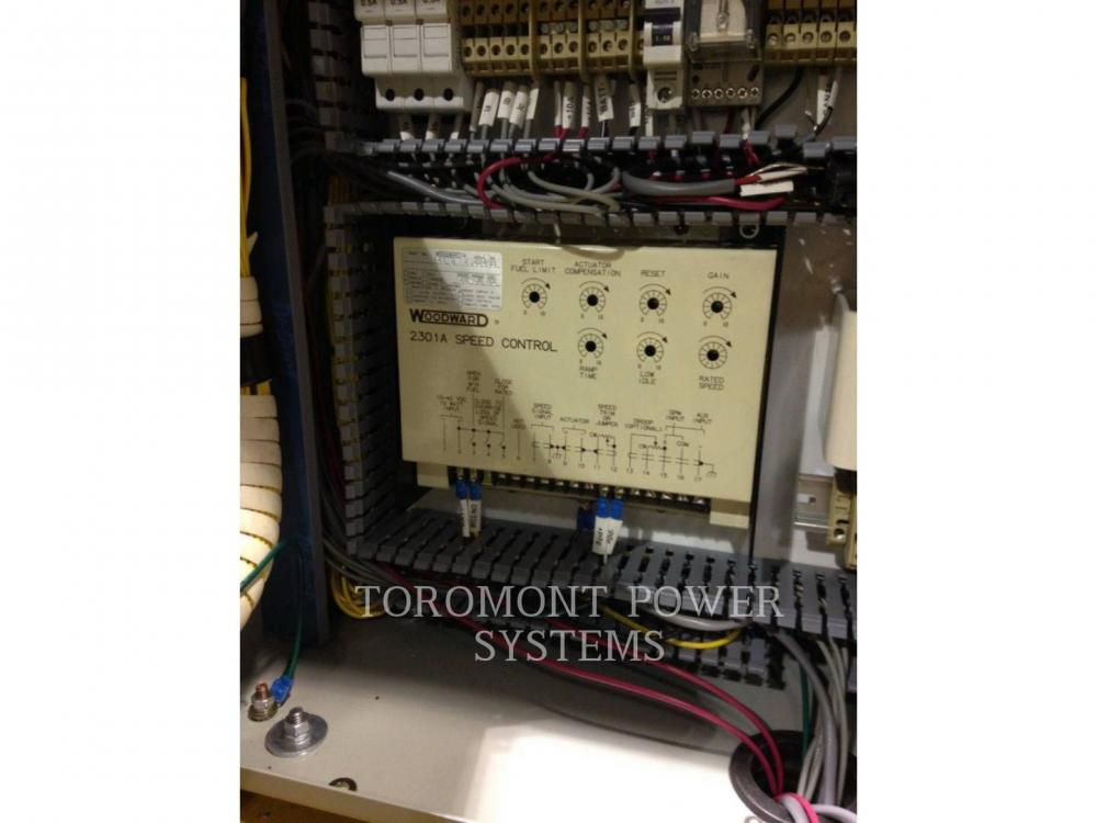 Detail photo of 1991 Caterpillar 3512 1250KW 600VOLTS from Construction Equipment Guide