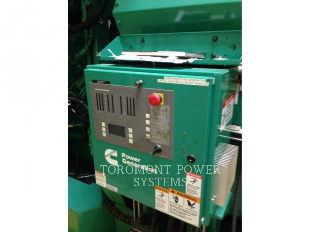 Detail photo of 2006 Cummins DQKC-5753789 from Construction Equipment Guide
