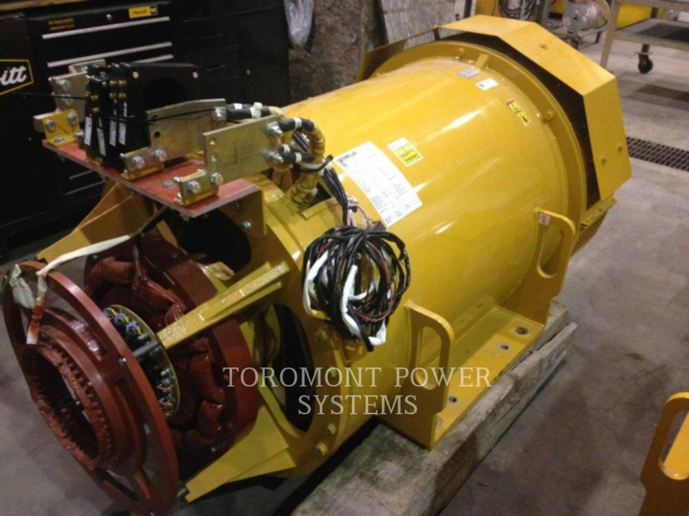 Detail photo of 2014 Caterpillar 1500KW 480 VOLTS 60HZ SR5 from Construction Equipment Guide