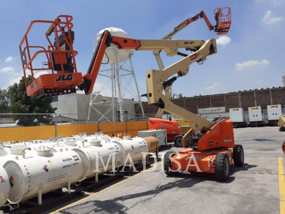 Detail photo of 2017 JLG E450AJ from Construction Equipment Guide