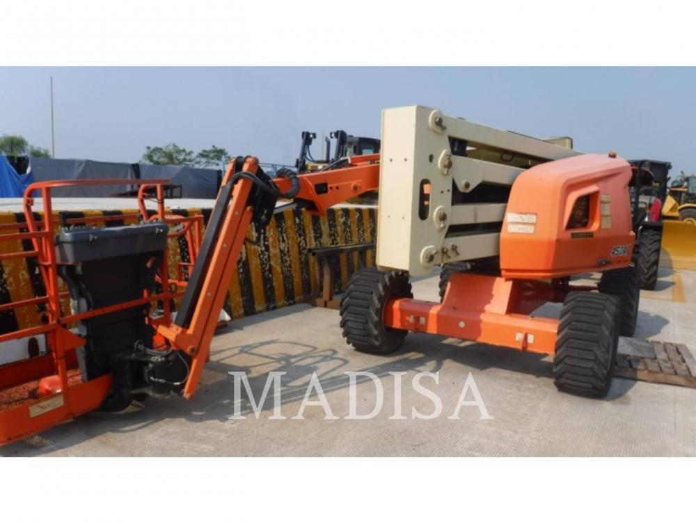 Detail photo of 2016 JLG 450AJ 4WD from Construction Equipment Guide